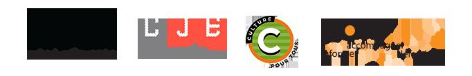 Mai + CJE Centre-ville montréal + Diversité Artistique Montréal + Culture pour tous